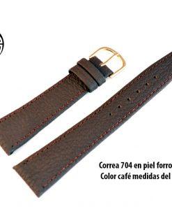 Correa 704C en color cafe